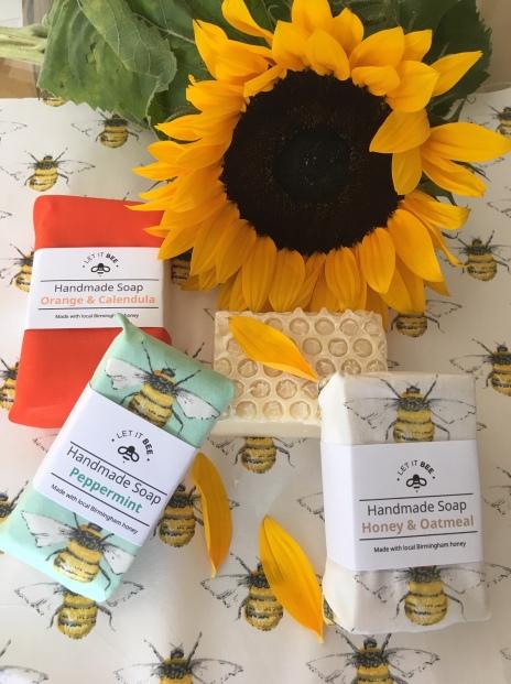 Soap_sunflower